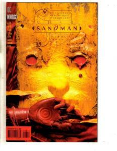 Lot Of 7 Sandman DC Vertigo Comic Books # 68 69 70 71 72 74 75 Gaiman RM3