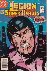 DC Comics! Legion of Super-Heroes! Issue 297!
