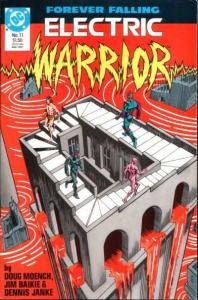 Electric Warrior #11, NM- (Stock photo)