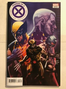 Powers of X #6 (2019) - 1st Print - CAFU Variant