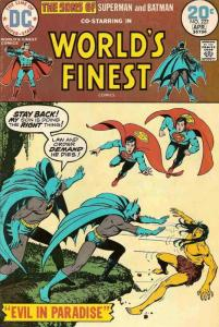 World's Finest Comics #222 FN; DC | save on shipping - details inside