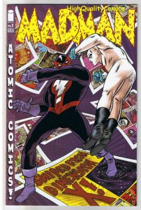 MADMAN #3, NM+, Mike Allred, Image, Dimension X, 2007, more in store