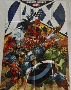 AVENGERS vs X-MEN Promo Poster, 24 x 36, 2012, MARVEL, Unused 261