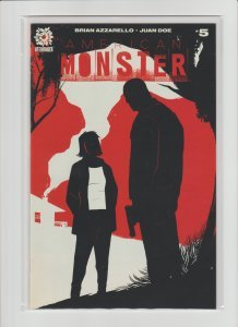 American Monster #5 NM 9.4 High Grade!