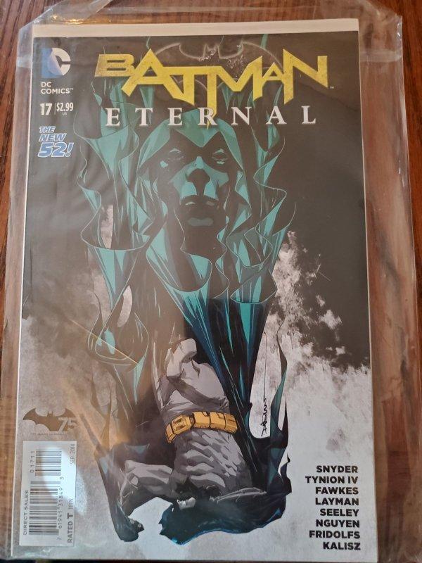 Batman Eternal #17