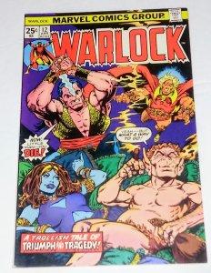 Warlock #12 (7.0-7.5) ID#008C