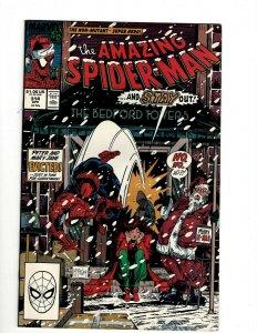 Amazing Spider-Man # 314 NM Marvel Comic Book Venom McFarlane Goblin Lizard OF2