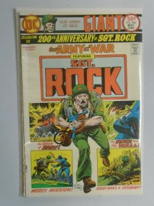 Our Army at War #280 featuring Sgt. Rock 4.0 VG (1975)