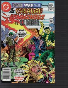 Weird War Tales #111 (Marvel, 1982) NM