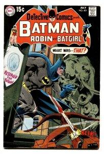 Detective #401 VG -Batgirl-DC COMIC BOOK
