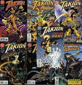 TAKION (1996)1-7 Fourth World/New Gods, JLA, FinalNight