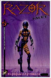 RAZOR #39, NM+,  Femme Fatale,Blood, Death, Kevin Hill, more in our store