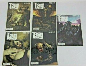 TAG: CURSED (2007) Full Mini-Series #1-5 of 5 Boom Studios