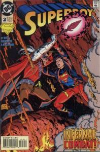 SUPERBOY (1993 DC) #3 NM- A94962