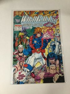 WildC.A.T.S: Covert Action Teams 1 Nm Near Mint Image