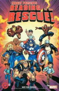 Target Presents: Reading To the Rescue #3 VG; Marvel | low grade comic - save on