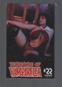 Vengeance of Vampirella #22 (2021) Cover DD
