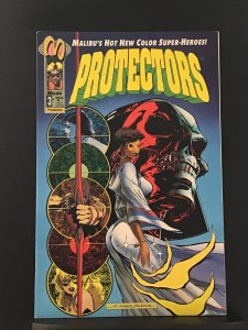 Protectors #3 (1992)