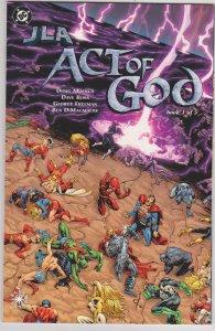 JLA: Act of God #1 (2000)