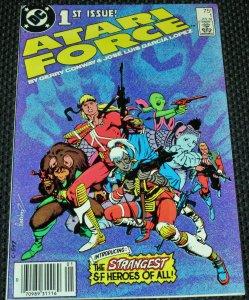 Atari Force #1 (1984)