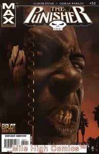 PUNISHER MAX (2004 Series) #32 Near Mint Comics Book