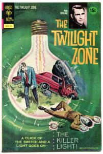 TWILIGHT ZONE #48 VF, 50 FN, Rod Serling, Gold Key,1962,more Movie / TV in store