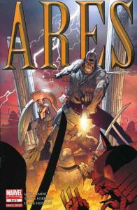 Ares #3 FN; Marvel   save on shipping - details inside