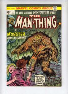 Man-Thing #7 (Jul-74) NM- High-Grade Man-Thing