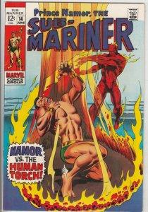 Sub-Mariner #14 (Jun-69) NM/NM- High-Grade Sub-Mariner (Prince Namor)