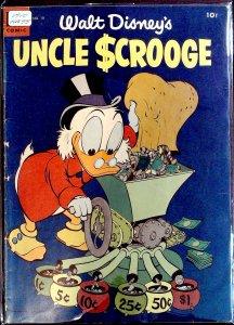 Uncle Scrooge #10 (1955)