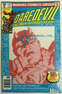 DAREDEVIL#167 FN/VF 1980 FRANK MILLER MARVEL BRONZE AGE COMICS