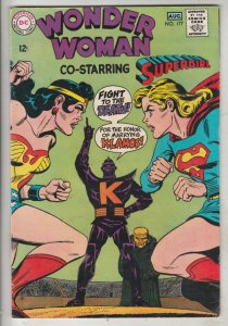 Wonder Woman #177 (Aug-68) VF High-Grade Wonder Woman