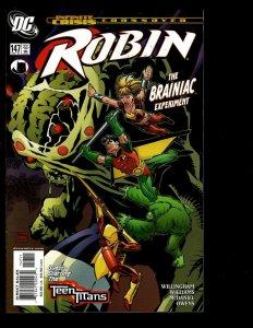 12 Robin DC Comics #147 148 149 150 151 152 153 154 155 156 157 158 Batman GK32