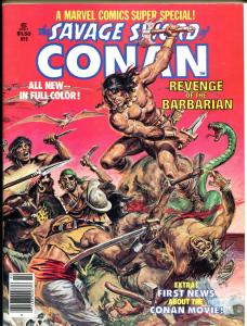 MARVEL COMICS SUPER Special. #2, NM, Conan, Movie, 1977, Pirate, John Buscema