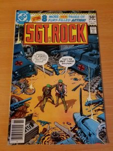 Sgt. Rock #346 ~ VERY FINE - NEAR MINT NM ~ (1980, DC Comics)