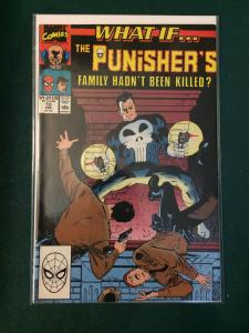 What If.... #10 The Punisher's Family Hadn't Been Killed?