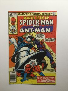 Marvel Team-Up 103 Near Mint Nm Newsstand Edition N/E Marvel