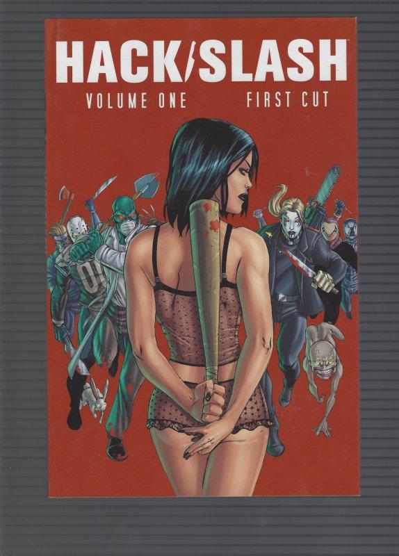 Hack/Slash (DE) #1 (2007)