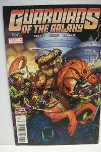 Guardians of the Galaxy #7 (2016) HC1