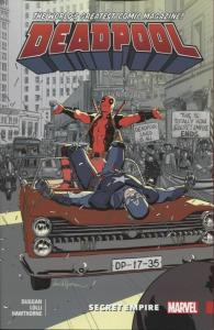 Deadpool (5th Series) TPB #10 VF/NM; Marvel   save on shipping - details inside
