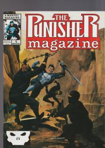 Punisher Magazine #5