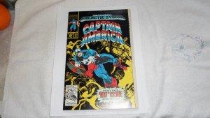 1992 MARVEL COMICS CAPTAIN AMERICA # 400