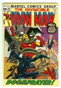Iron Man 43   1st Guardsman   52 Pages