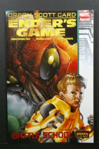 Ender's Game #1 Orson Scott Card Dec 2008
