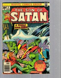 12 Comics Son Of Satan 6 Marvel Universe 1 2 5 6 7 10 11 Iliad 1 2 and more EK17