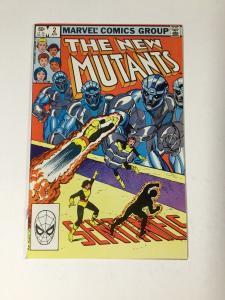 New Mutants 2 Nm- Near Mint- Marvel Copy A