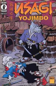 Usagi Yojimbo (Vol. 3) #50 VF/NM; Dark Horse | save on shipping - details inside