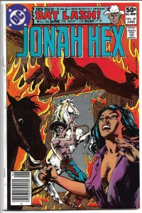 Jonah Hex #49 - Bronze Age - (VF) June, 1981