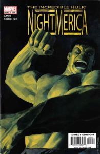 Hulk: Nightmerica #5 FN; Marvel   save on shipping - details inside