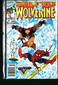 Marvel Comics Presents #50 (1990)